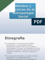 Metodos y tecnicas para la antropologia