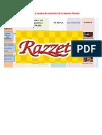 Anatomía de La Cadena de Suministro de La Empresa Razzeto