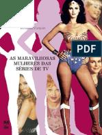 As Maravilhosas Mulheres Das Séries de TV - Fernanda Furquim