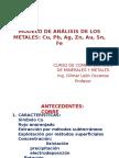 Uso de Metales