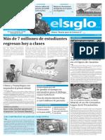 Edicion Impresa El Siglo 26-09-2016