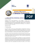Control de La Constitucionalidad, Analisis Del Articulo 105