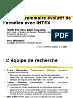 Français Acadien - Chiac