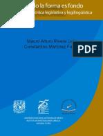 Rivera y Martínez-Cuando La Forma Es Fondo
