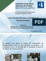 Centro de Información de Medicamentos