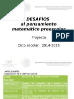 DESAFÍOS PROYECTO PREESCOLAR.pptx