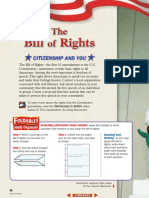chapter 4 - the bill of rights