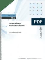 268714211 Gestion Del Riesgo Norma UNE ISO 31000 PDF
