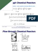 iv-2 - flow through chemical reactors