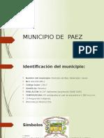 MUNICIPIO DE  PAEZ.pptx