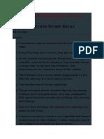 Plot Ideas - Part 10 - Monsters