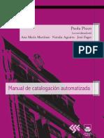 Manual de Catalogación Automatizada