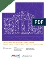 Libro Un Nuevo Municipio Para Chile