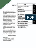 2005 Mazda 3 Service Manual Pdf