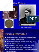 Thomas Edison PP.ppt