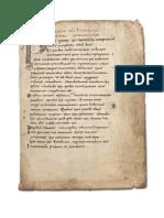 HIERONYMI STRIDONENSIS Praefatio in Evangelium Sancti Matthaei