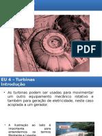 Aula - Turbinas e Compressores