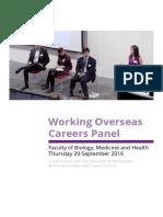 Working Overseas Careers Panel 29.9.16-2
