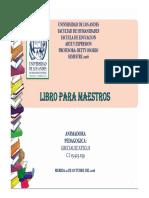 """""""LIBRO PARA MAESTROS"""" TECNICA MUPPETS FORMACION ESTETICA APLICADA CONSTRUCTIVA"""