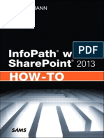 InfoPath With SharePoint 2013 How to Steven Mann (1)
