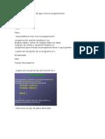 Menciona 5 Lenguajes de Bajo Nivel en Programación
