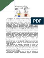 A evolução da higiene pessoal no Brasil.doc