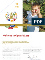 Open Futures Brochure