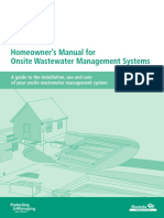 Wastewater Management Systems