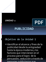 PUBLICIDAD U1