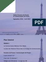 Communiqués et dossiers de presse dans le Luxe.pdf