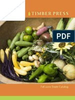 Timber Press Fall 2010 Trade Catalog