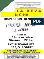 Dispersion Benefica II Final 2016