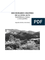 Diccionario Chatino