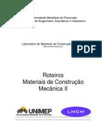 Roteiro Materiais de Cons Mec II.pdf