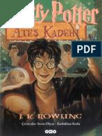 J.K. Rowling - HP 4 - Harry Potter Ve Ateş Kadehi