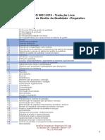 ISO 9001 2015 Traducao Livre
