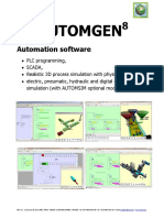 AUTOMGEN8 Technical Characteristics
