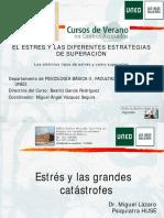 EL ESTRÉS Y LAS DIFERENTES ESTRATEGIAS DE SUPERACIÓN