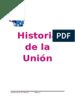 HistoHistoria UE -Tratados-.docxria UE Tratados
