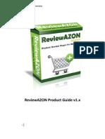 ReviewAZON Manual