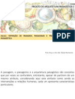 Projeto Paisagistico_aula 1_prof Tassia