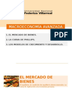 Macroeconomía Avanzada