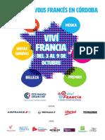 Actividades de la semana Viví Francia