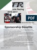 Sponsorship Info Guide