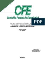 v6700-62 Tablero de Proteccion Control Medicion