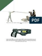 Pistola Taser X-26