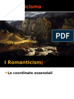 I Romanticismi 2