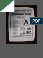 Examen Segundo Sumativo 2017_1 Area A