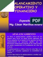 CONTABILIDAD  FINANCIERA 13 Apalancamiento