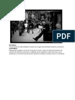 Descripcion de una imagen - Semiotica Audiovisual